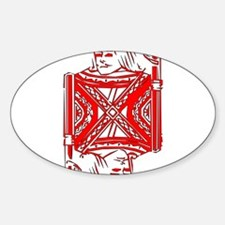 Red Jack Decal