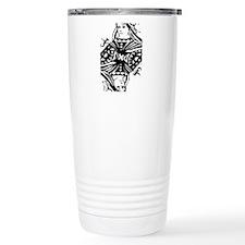 Black Queen Travel Coffee Mug