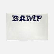 BAMF 2 Rectangle Magnet