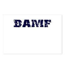 BAMF 2 Postcards (Package of 8)