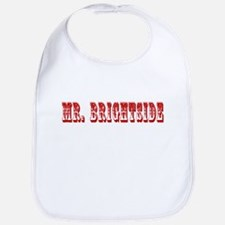 Mr. Brightside (Red) Bib