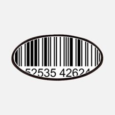 Barcode (large) Patches