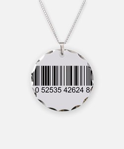 Barcode (large) Necklace