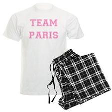 Team Paris Light Pink Pajamas