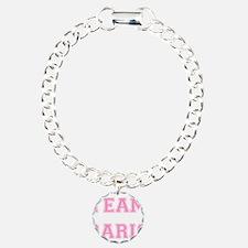 Team Paris Light Pink Bracelet