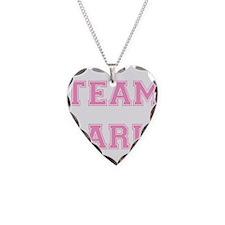 Team Paris Light Pink Necklace