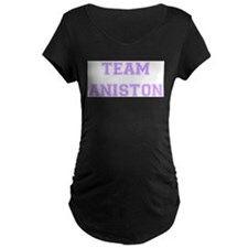 Team Aniston Lavender T-Shirt