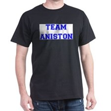 Team Aniston Blue T-Shirt