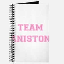 Team Aniston Pink Journal