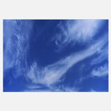 Low angle view of clouds in the sky, Whitman Count