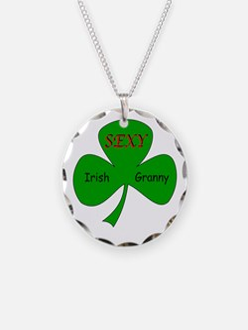 Sexy Irish Granny Necklace