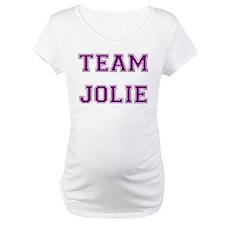 Team Jolie Purple Shirt