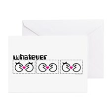 The G8ties Whatever Greeting Cards (Pk of 10)