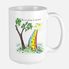 rainbow bridge 2 final Mugs