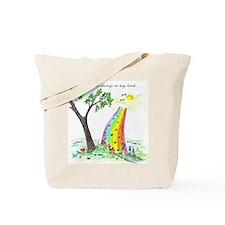Cute Grief Tote Bag