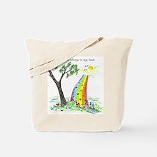 Cute Rainbow bridge Tote Bag