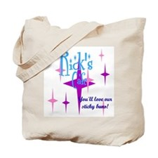 Rick's Cafe Tote Bag