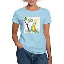 Unique Rainbow bridge white cat T-Shirt