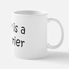 Daddy: Mail Carrier Mug
