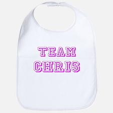 Team Chris Pink Bib