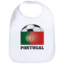 Portugal Soccer Bib