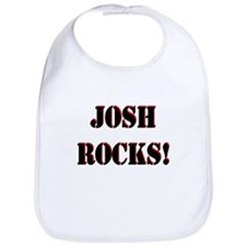Josh Rocks (Black) Bib