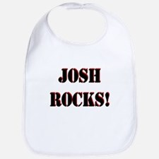 Josh Rocks (Black) Bib