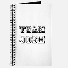 Team Josh Black Journal
