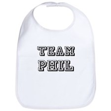 Team Phil Black Bib