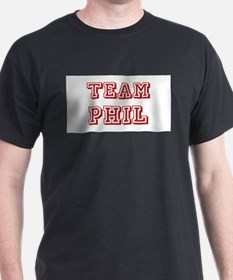 Team Phil Red T-Shirt
