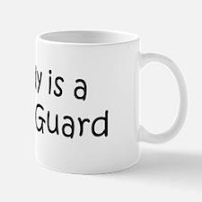 Daddy: Security Guard Mug