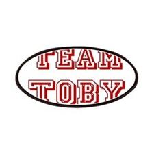 Team Toby Red Patches