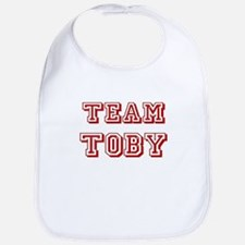 Team Toby Red Bib