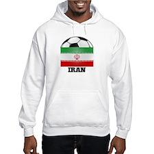 Iran Soccer Hoodie