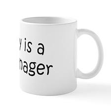 Daddy: Sales Manager Mug