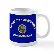 Mug - Montana 2005, Repeal 17th