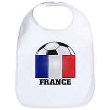 France Soccer Bib