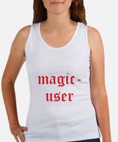 Magic User Women's Tank Top