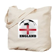 England Soccer Tote Bag