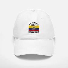 Ecuador Soccer Baseball Baseball Cap