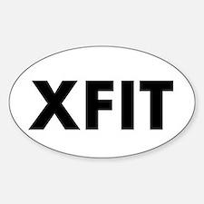 XFIT Decal