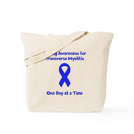 Raising Awareness Tote Bag