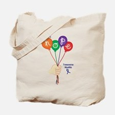 Hold on to Hope Tote Bag