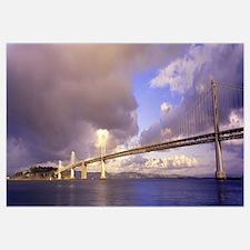 Oakland Bay Bridge San Francisco CA