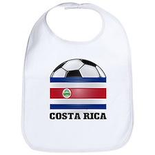 Costa Rica Soccer Bib