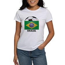 Brazil Soccer Tee