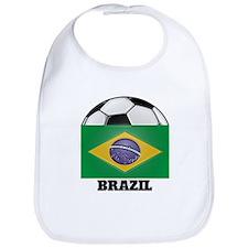 Brazil Soccer Bib