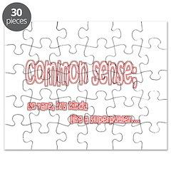 CommonSense Color Puzzle