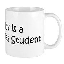 Daddy: Peace Studies Student Mug