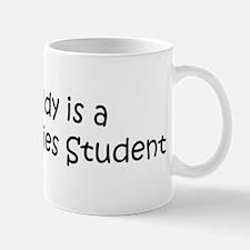 Daddy: Peace Studies Student Mug